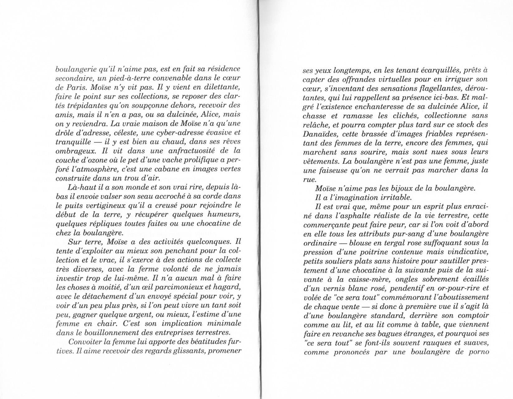 La collection, roman de Patrick Guedj