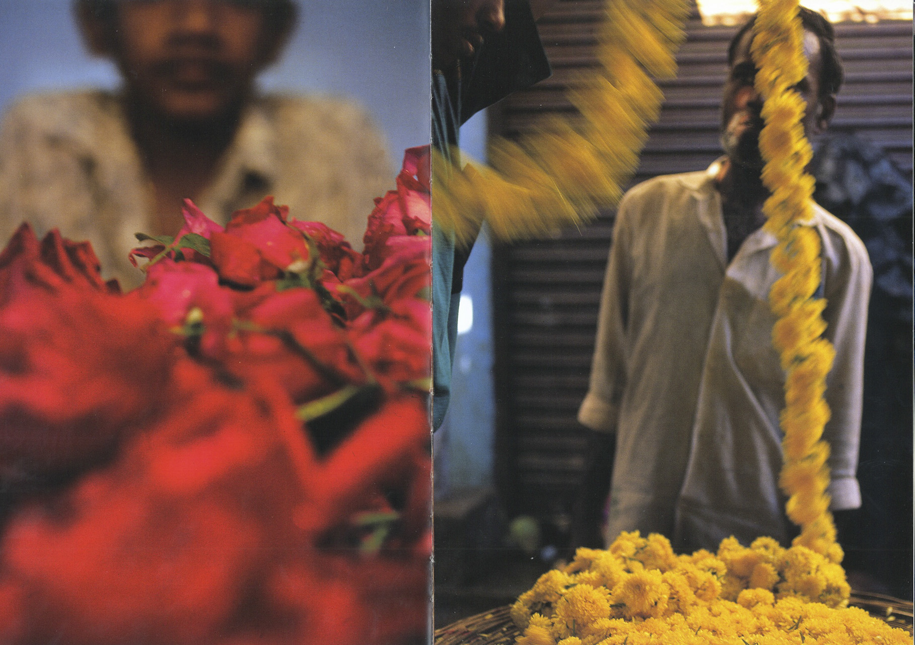 Interieur parfums de l'Inde, Patrick Guedj