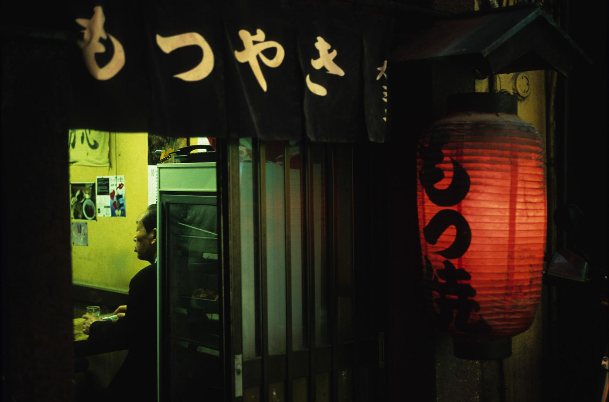 Kabukicho Tokyo, Patrick Guedj