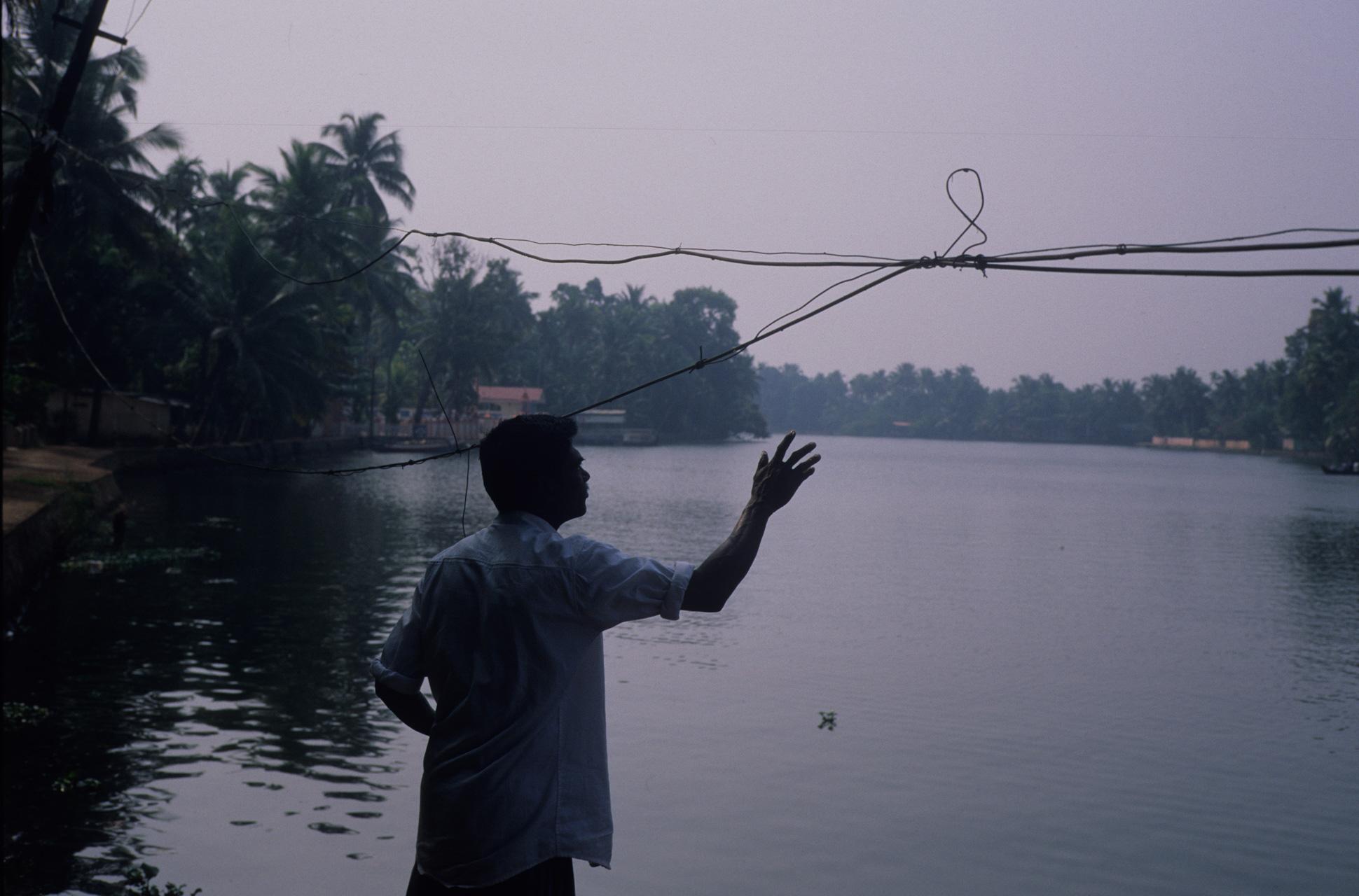 Kerala Inde.