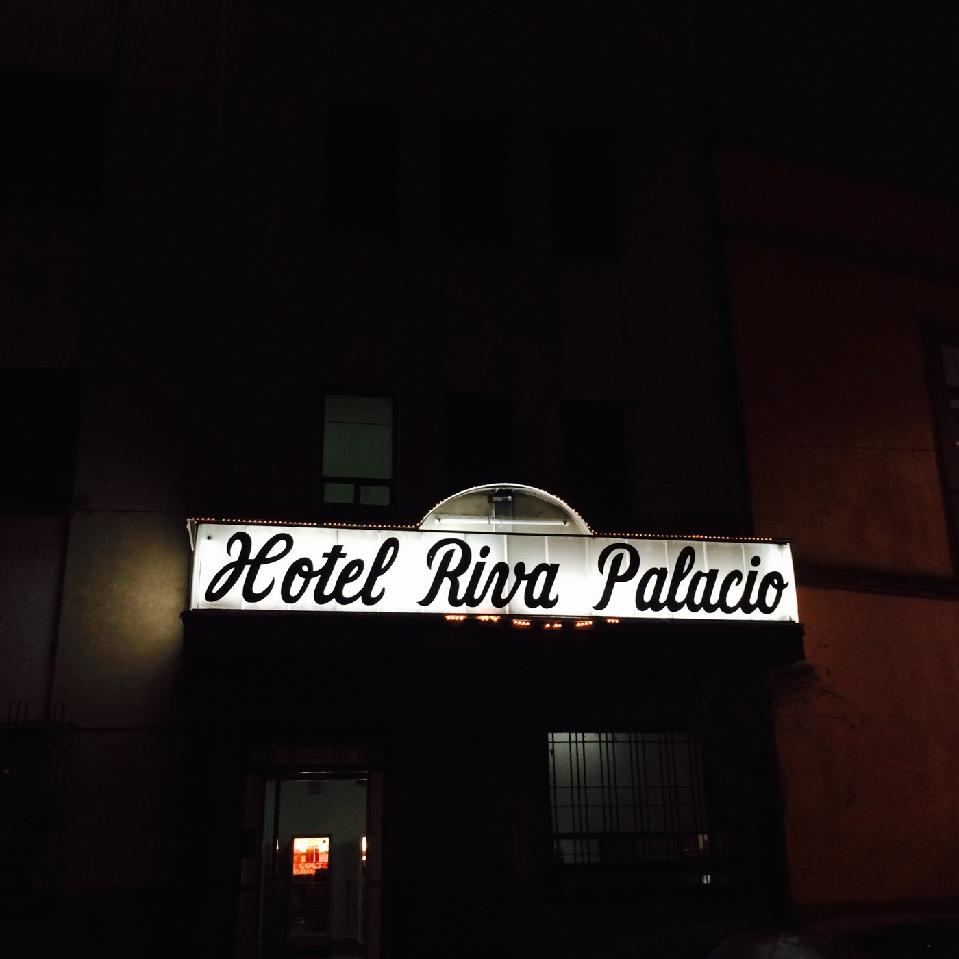 One Night In Mexico City