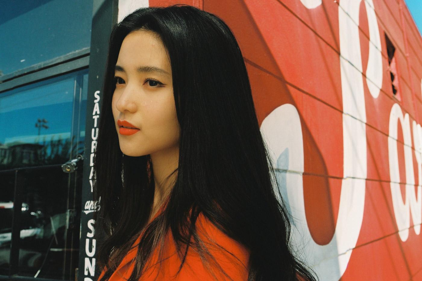 Kim Tae Ri Flower